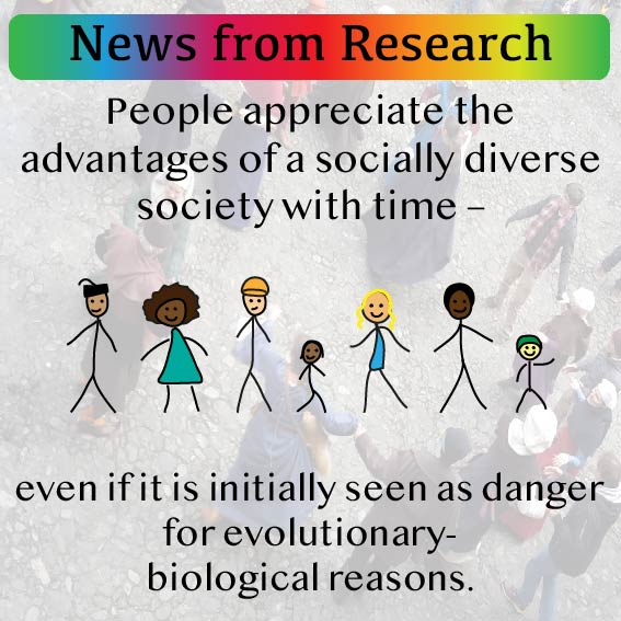 News from Research - Diverse Society